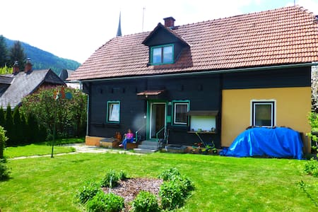 Selbstversorgerhaus in St.Peter - Sankt Peter am Kammersberg