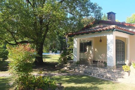 A Natural And Relaxing Paradise near Buenos Aires - El Pato - Haus