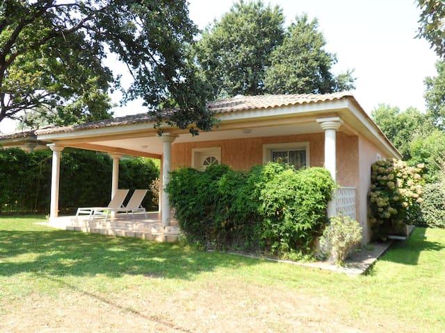 Villa Cigale - San-Nicolao - บ้าน