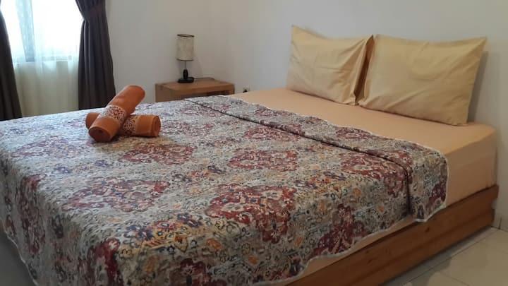 Wayang Homestay - The Superior Room
