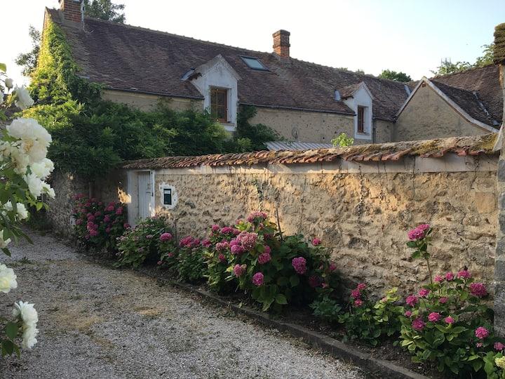 Seléo, maison de caractère proche de Fontainebleau