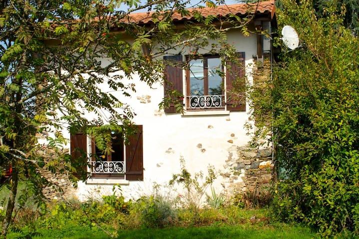 La Petite Maison, charming converted stone gite - Savignac-Lédrier - Haus