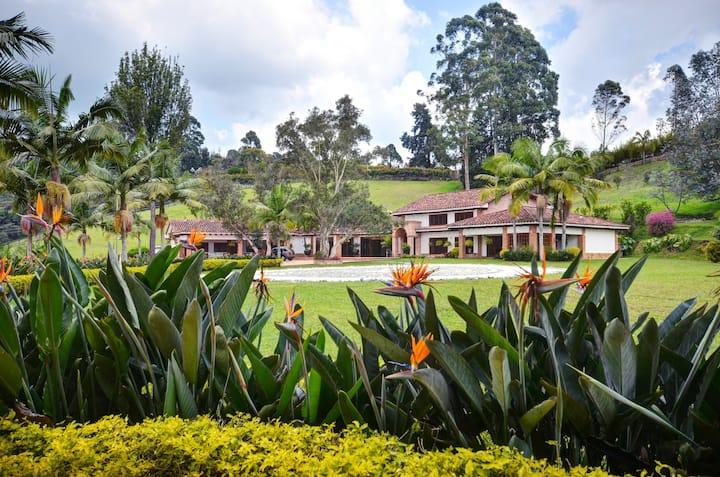 Montañas de Esperanza - A Relaxing Getaway
