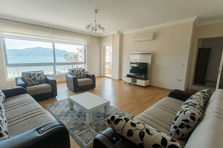 BEAUTIFUL SEAVIEW FOR RENT, APARTMENT INCLUDED! - Marmaris - Apartmen