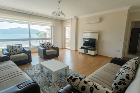 BEAUTIFUL SEAVIEW FOR RENT, APARTMENT INCLUDED! - Marmaris