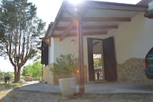 Comfortable retreat in real Pugliese countryside!