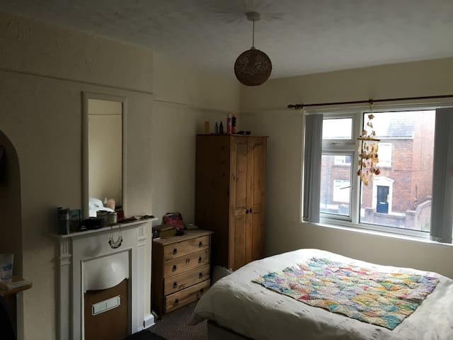 Central Bangor Double Room!