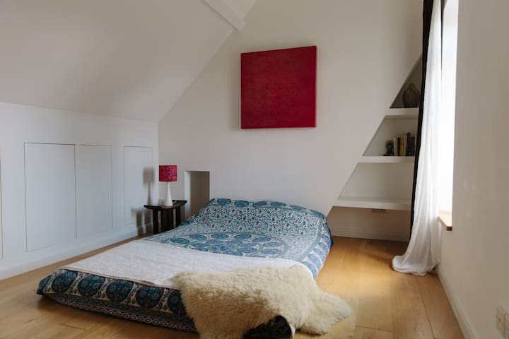 Bright double room in  nr22ba - Norwich - Bed & Breakfast