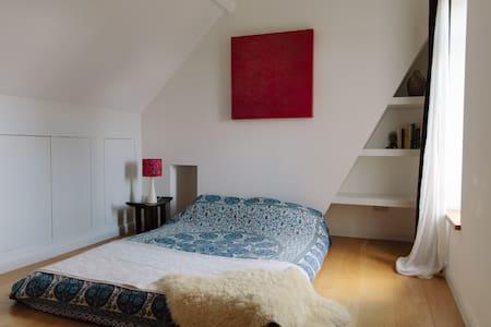 Bright double room in  nr22ba - Norwich - Bed & Breakfast
