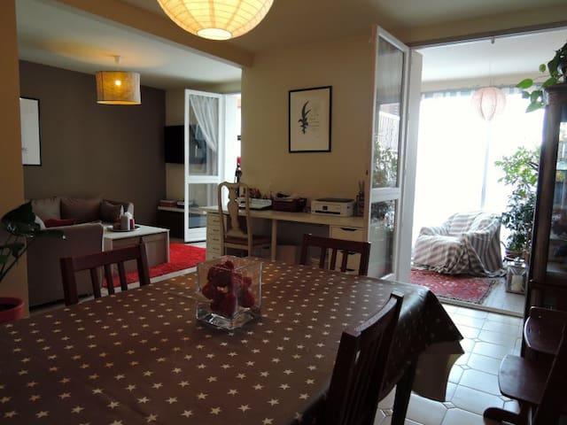 Appartement familial avec parking - Aix-en-Provence - Apartment