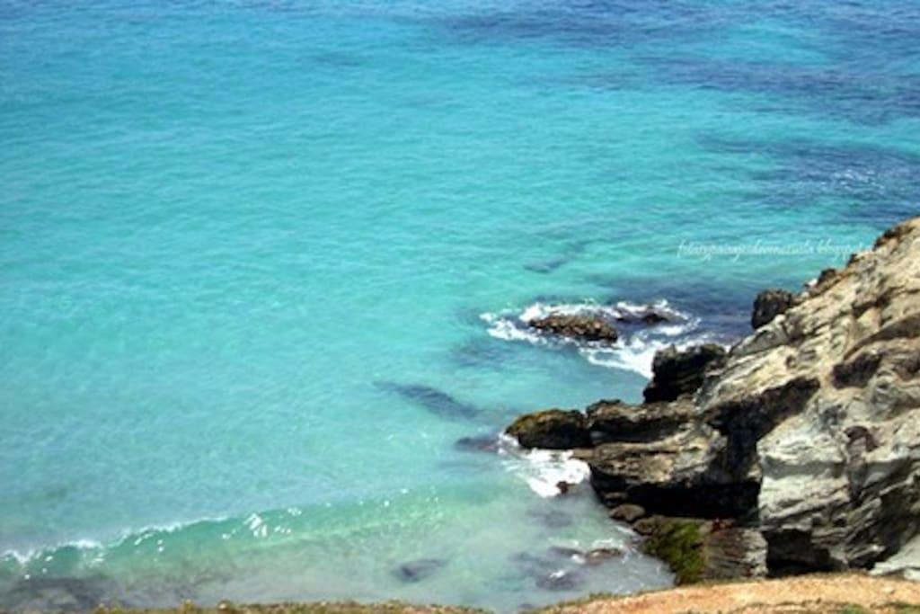 Playa Parguito, a few minutes away!