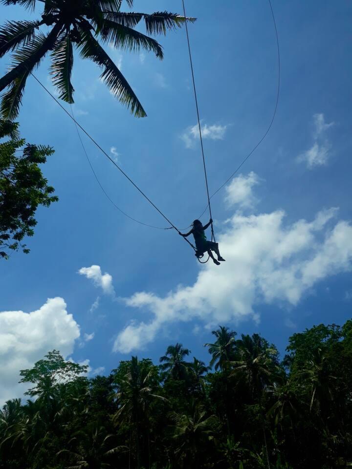 Swing at Kumulilir