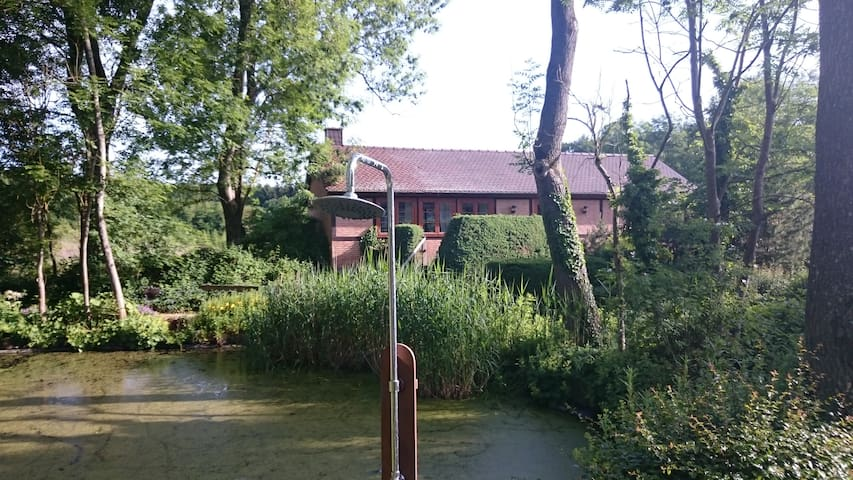 Chalet - in pure nature near beach - Everstorf - Huis