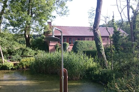 Chalet - in pure nature near beach