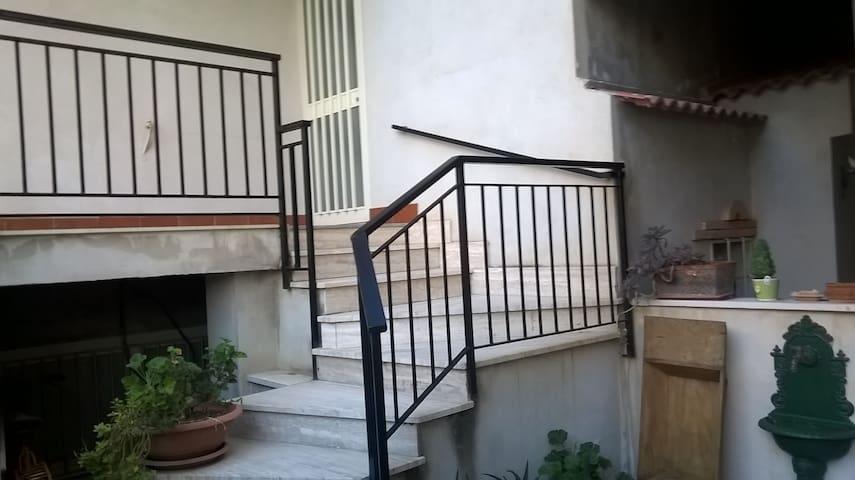 appartamento a 30 metri dal mare - Palizzi Marina - Lägenhet