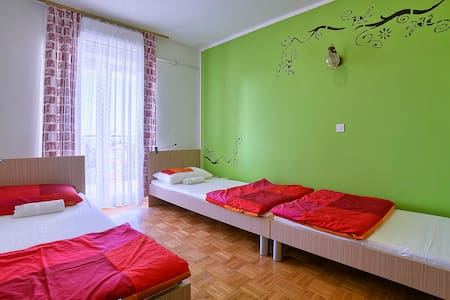 Private 3 bed room,sea view,Štinjan - Pula