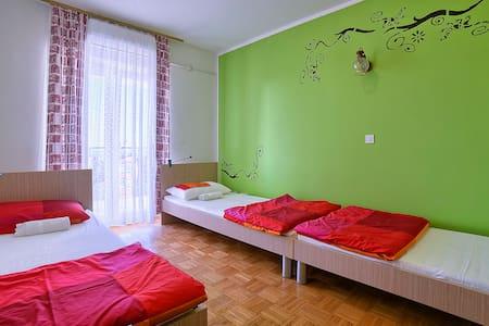 Private 3 bed room,sea view,Štinjan - Pula - Makuusali
