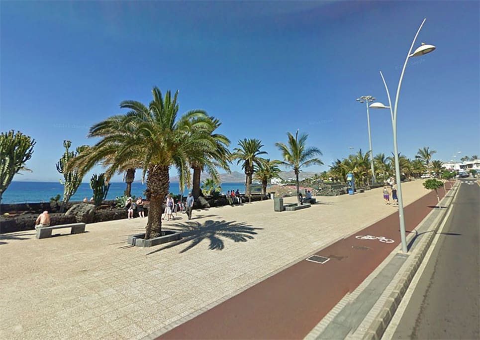 Fantastic location houses for rent in t as canarias spain - Lanzarote walks from puerto del carmen ...