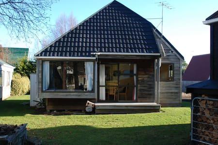 Cosy Chalet 1 bedroom and Mezanine - House