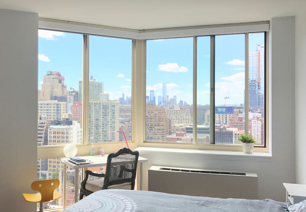 Times Square Luxury Master Bedroom Private Bath Apartments For Rent In New York New York