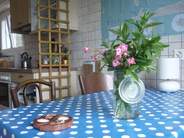 Logement indépendant pour 1 à 4 personnes - Forel (Lavaux) - Appartamento