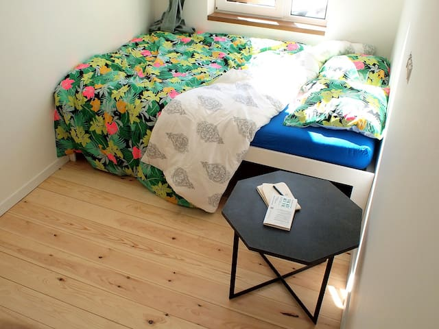 Cosy little flat near Atomium /1 - Brussel - Appartement