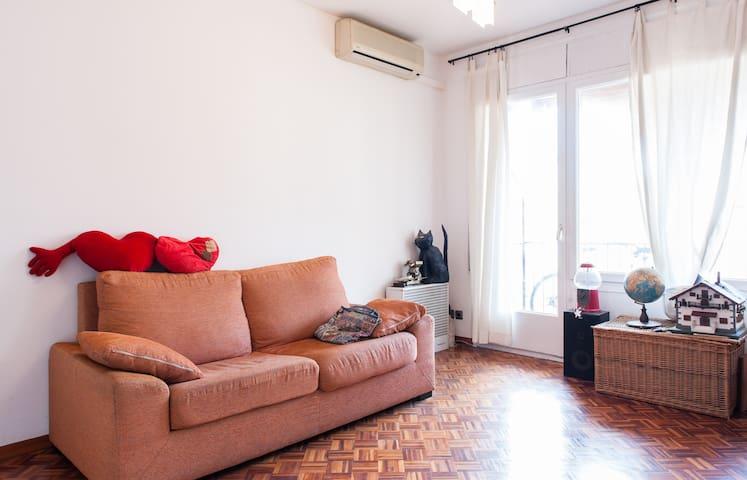 Habitación acogedora en Sarrià