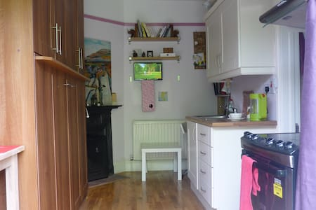 Studio apartment with wallbed - Dublin