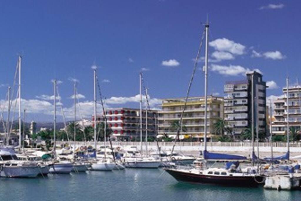 Puerto de Gandía