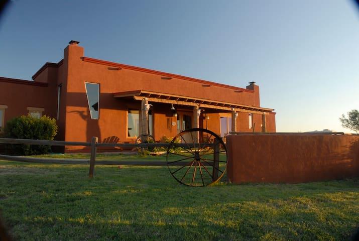 La Hacienda de Sonoita - Sonoita - Oda + Kahvaltı