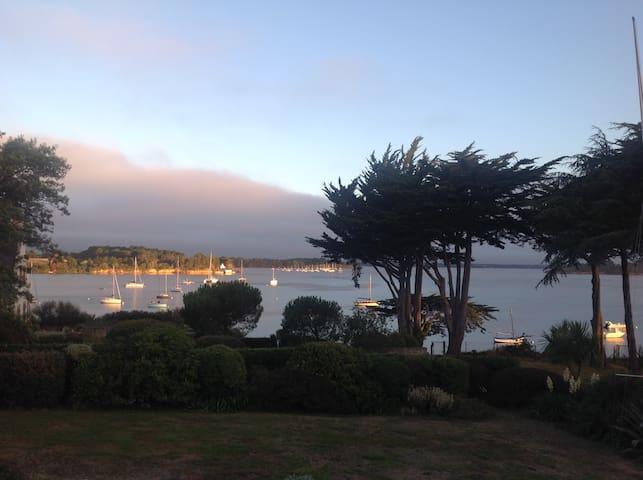 L'ESCALE: Appartement vue sur le Golfe de Morbihan