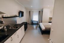 Jaunamuiza apartamenti