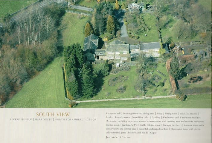 South View, 1 mile W of Harrogate - Harrogate - Maison