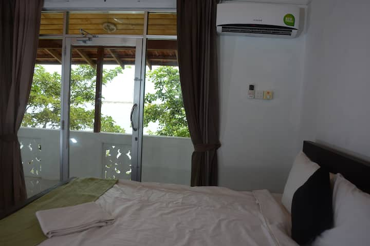 Superior Room with Lagoon / Sea View