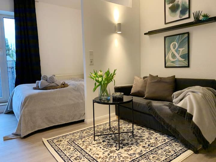 WU09 stylish, central located apartment with Wifi and TV