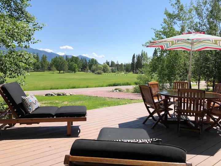 Golf Resort Home Close To Glacier Park & Whitefish