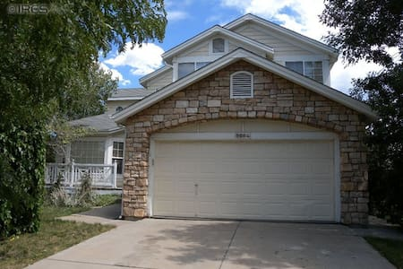 4 Bedroom home near Denver - House