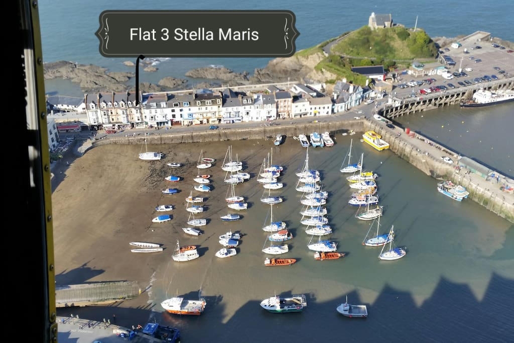 Situation of Stella Maris on The Quay