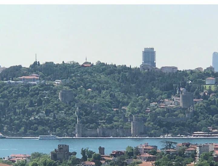 Bosphorous view villa