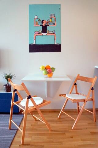 St. Halvard´s Central Studio Apartment - Oslo - Apartemen