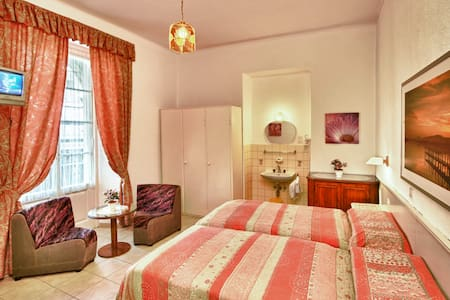 Dependance Piazza Grande - Double - Locarno - Bed & Breakfast