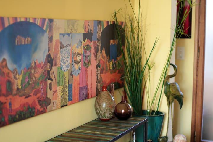 La maison del sol - Lugano - Apartamento