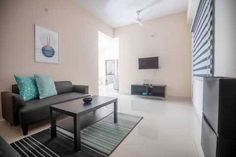 TWIN HAUS - Modern 2-Bedroom Apartment