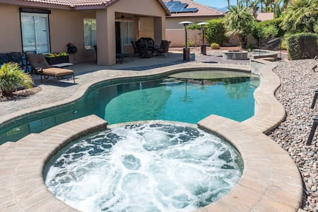 5/4 with 8 BEDS! CHILD POOL FENCE AVAILABLE
