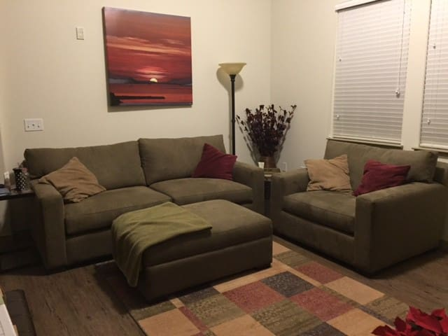 2BD Luxury Apt for SUPERBOWL 50!! - San Jose - Apartment