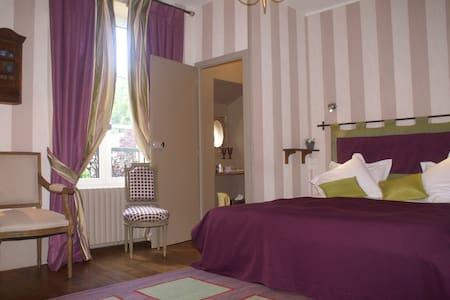 B&B Honoré La Cimentelle - Avallon - Bed & Breakfast
