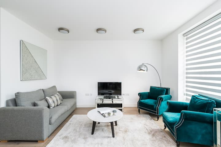 Luxury - Kensington - Museums - Hyde Park