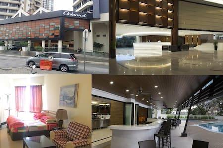 4 star - Sucasa at Oakwood Hotel & Residence KL - Куала-Лумпур - Кондоминиум