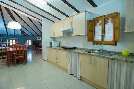 APARTAMENTO RURAL SEGORBE - Wohnung