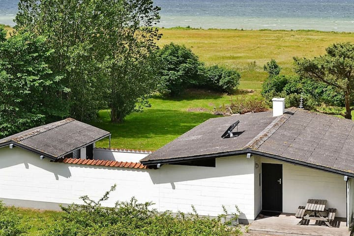 4 person holiday home in Tranekær